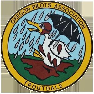 Troutdale Pilots Logo